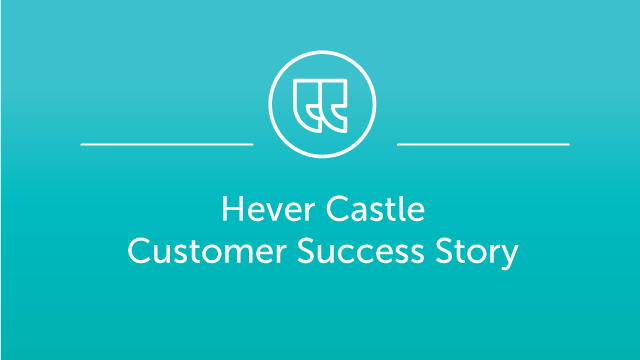 Hever Castle, Gardens & Golf Course Case Study