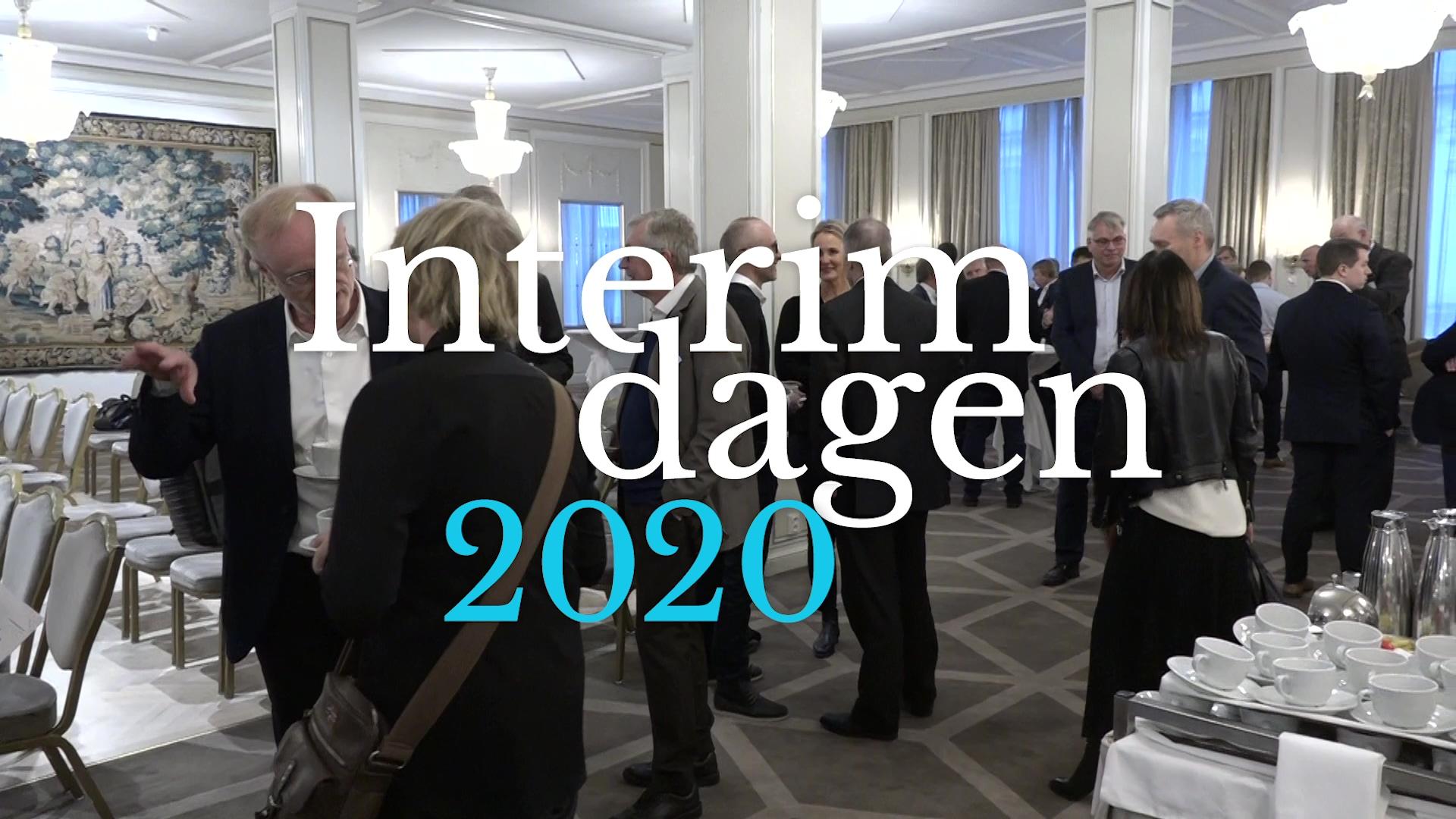 Oppsummering Interimdagen 2020