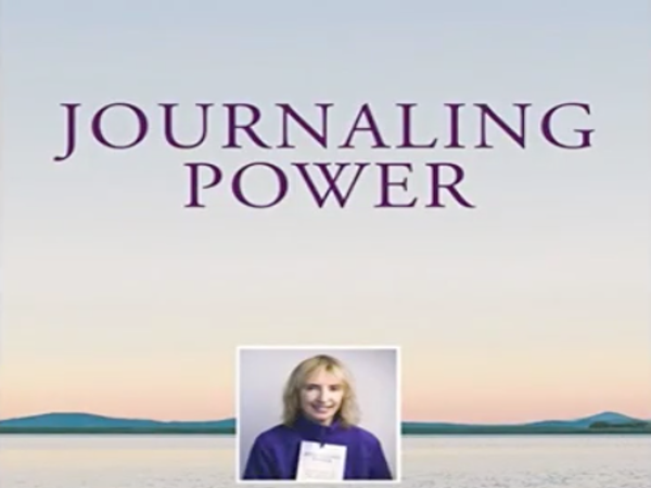 Journaling Power- How to create the happy healthy life you want to live