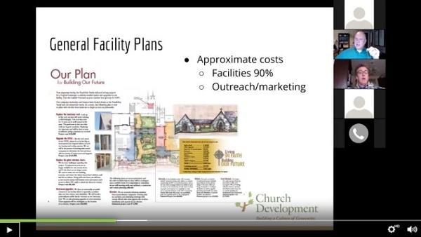 Webinar- How To Plan A Parish Capital Campaign