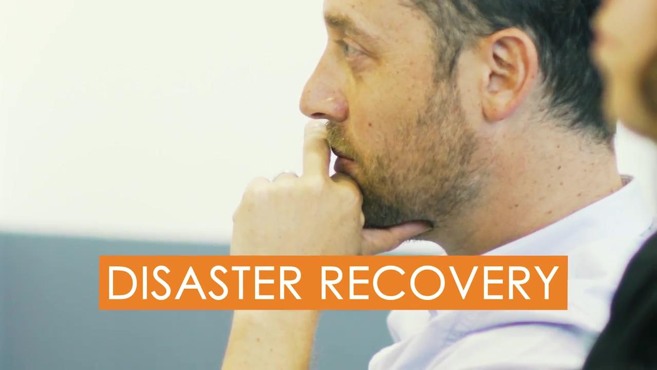 Disaster Recovery  Backup - WheelHouse IT