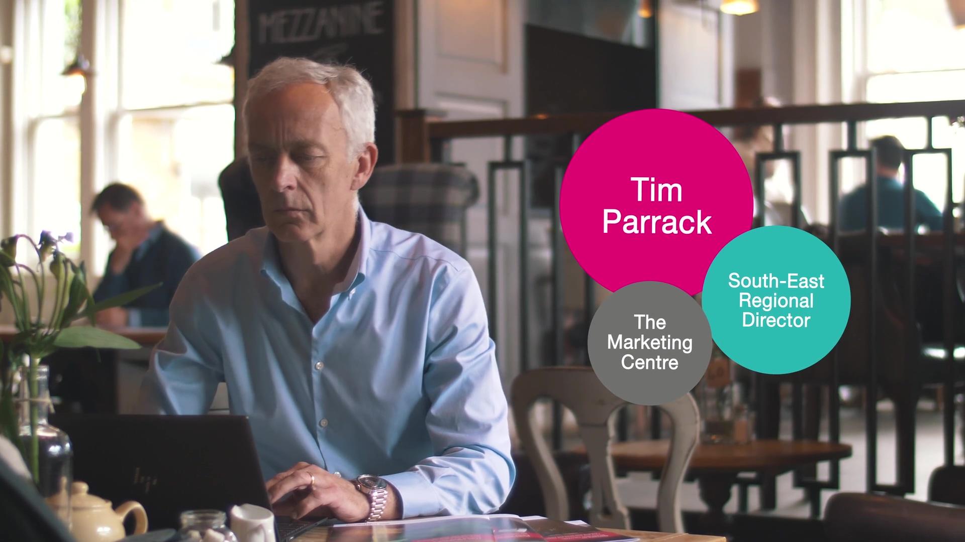 Tim Profile Video
