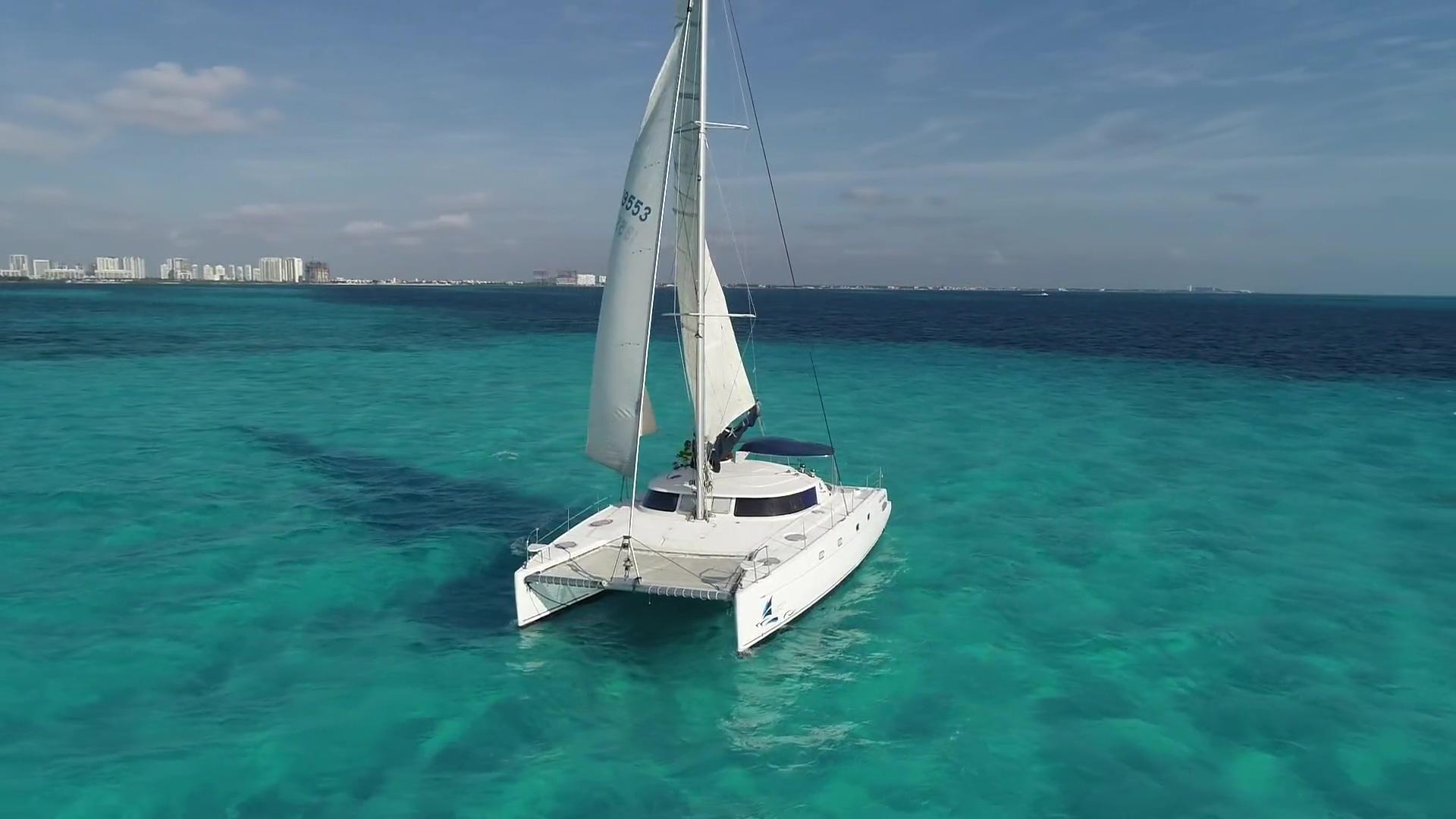 Catamaran Lady Caroline