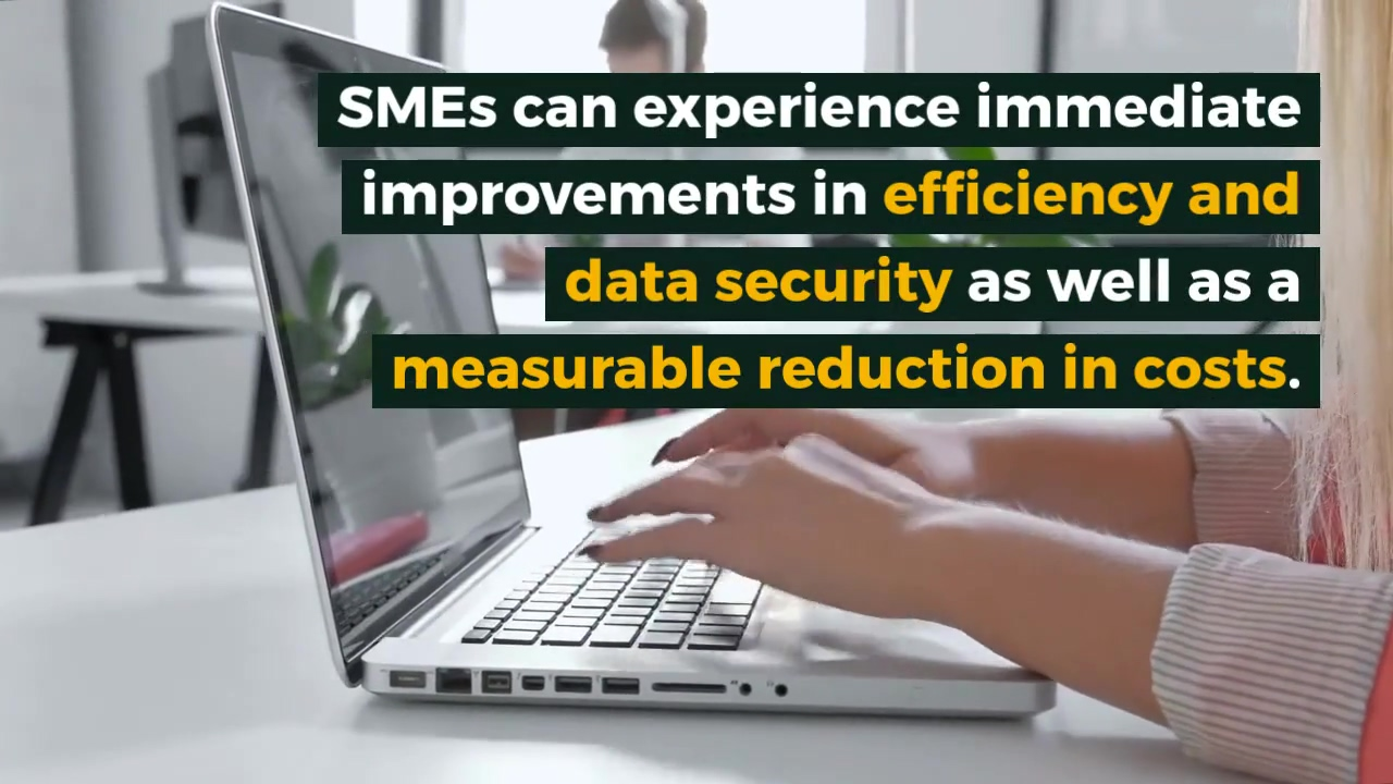 How SMEs can benefit from an ECM solution-1