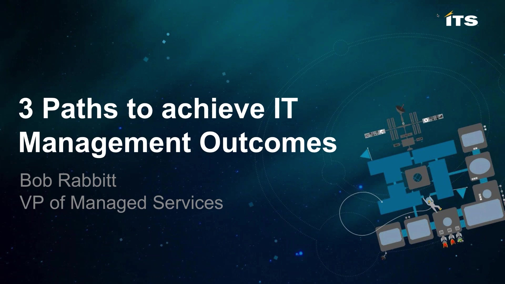 Achieving the IT Management outcomes you desire