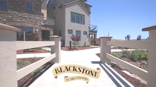 Blackstone at the Cannery Grand Opening