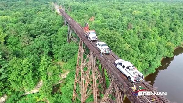 Brennan Somerset Rail Video