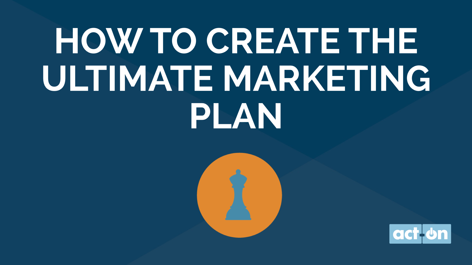 How to Create the Ultimate Marketing Plan
