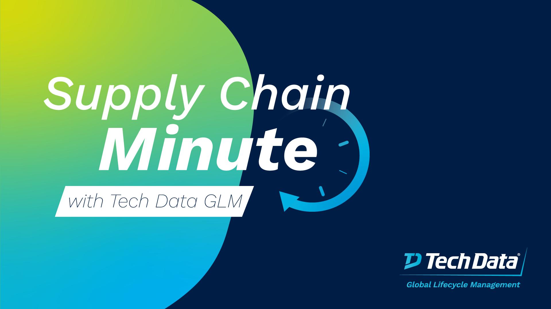 SCM_Video_1_Meet_Tech_Data_Global_Lifecycle_Management