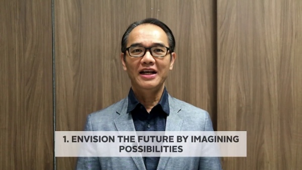 TLC Inspire a Shared Vision with Peter Cheng