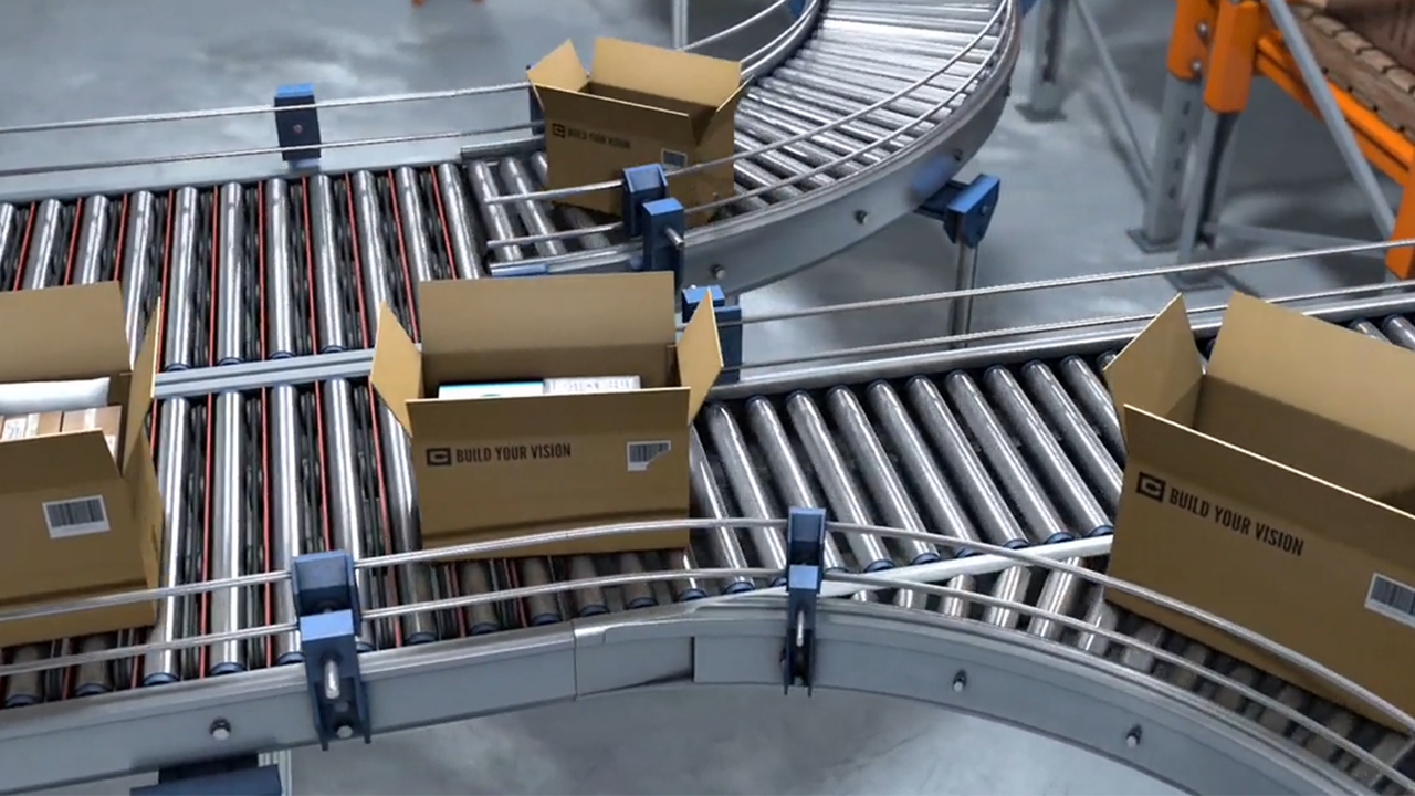 logistics industry solutions cognex