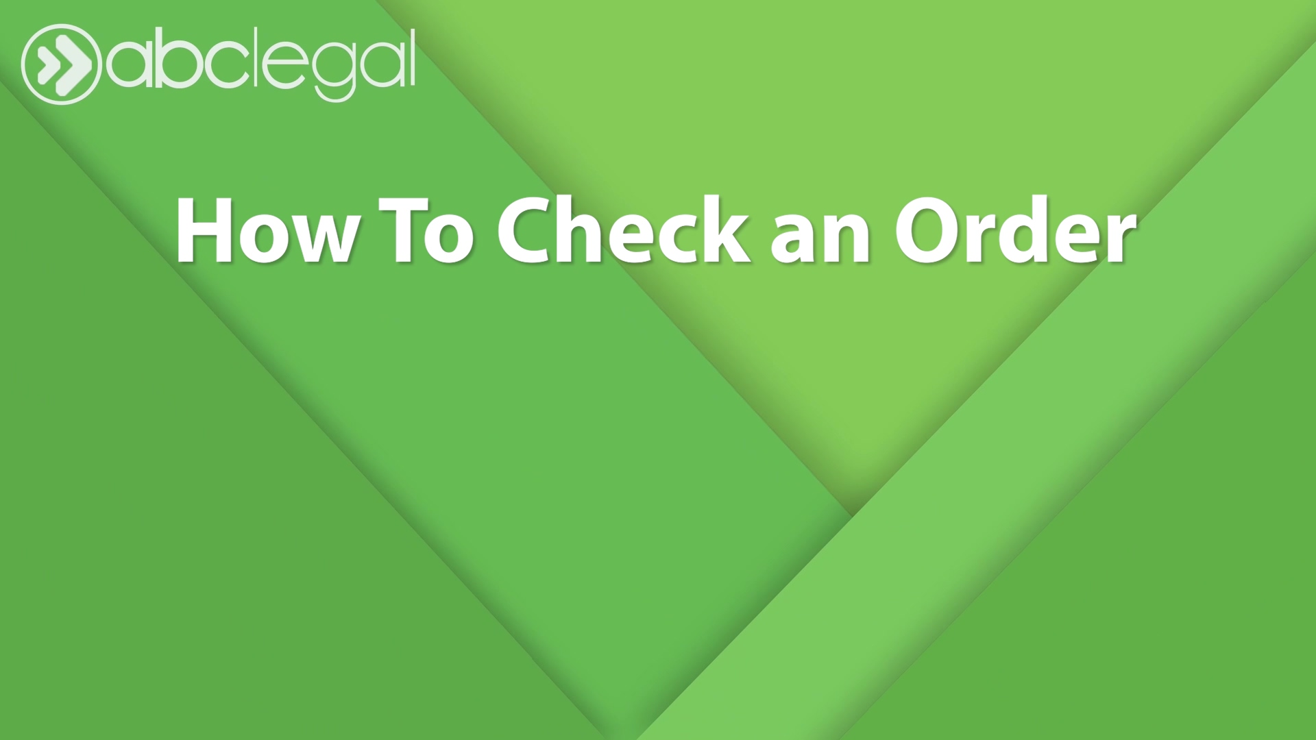 How to Check an Order Export Modified
