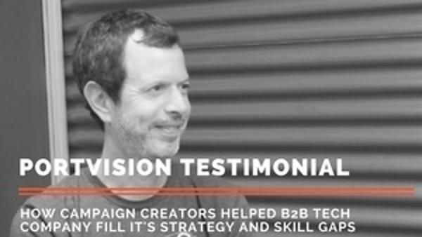 PortVision Testimonial