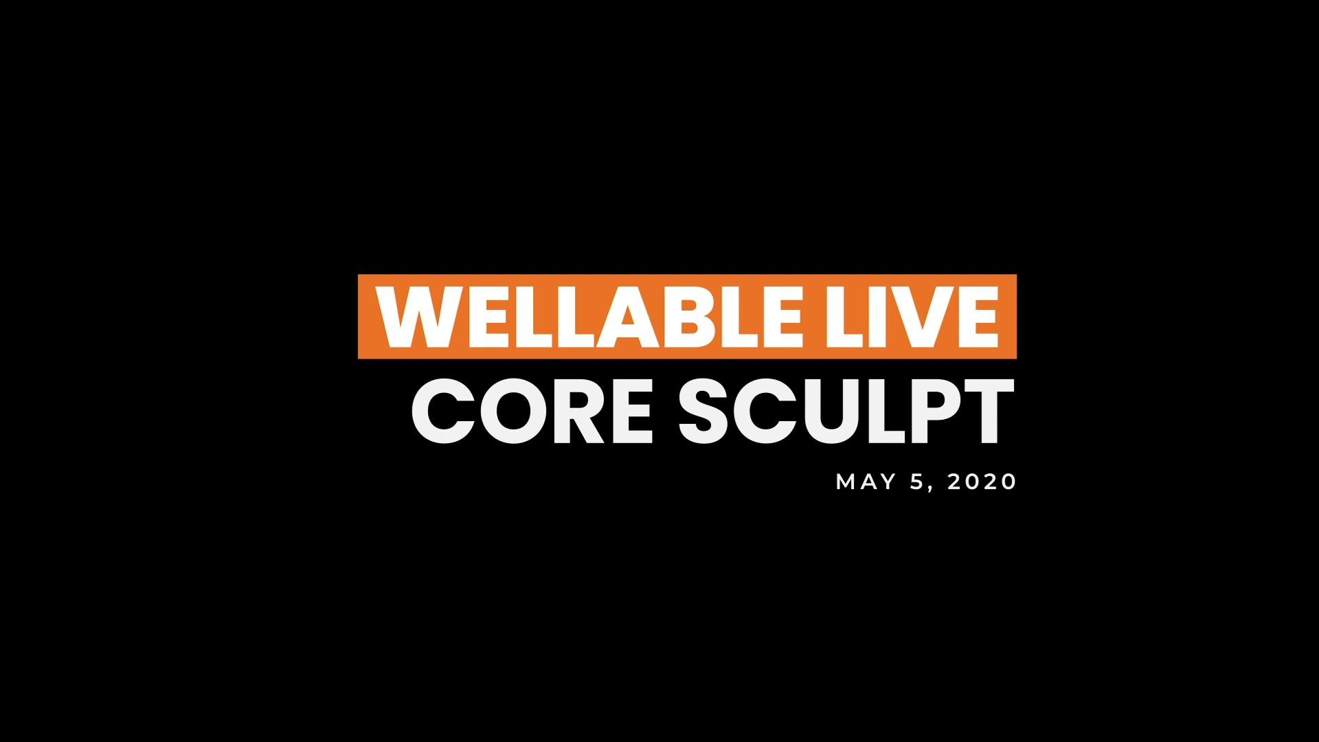 20 0505 Wellable Live