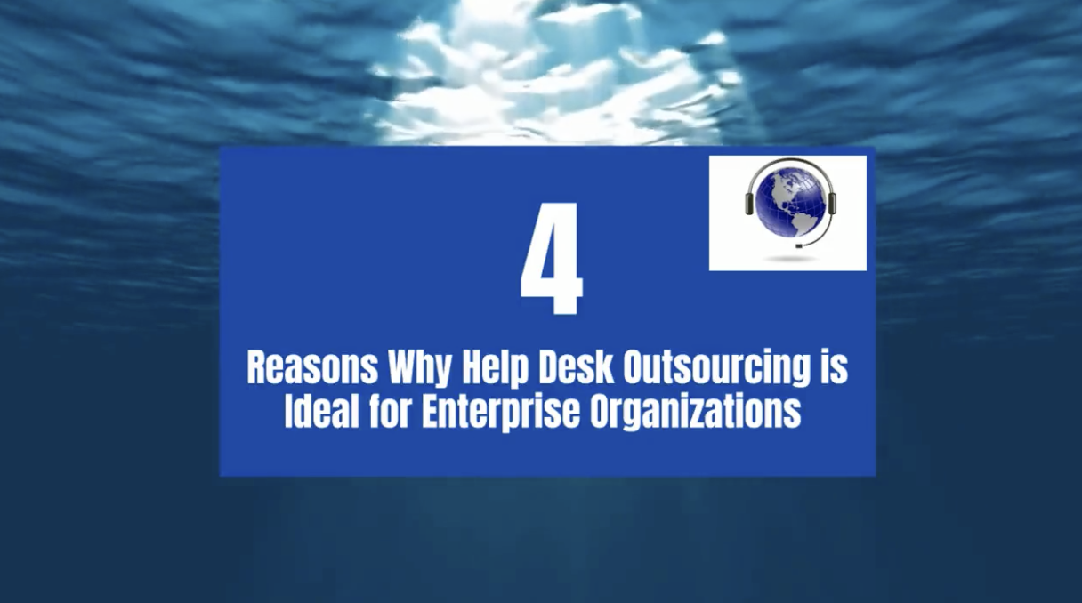 Help Desk Outsourcing Video