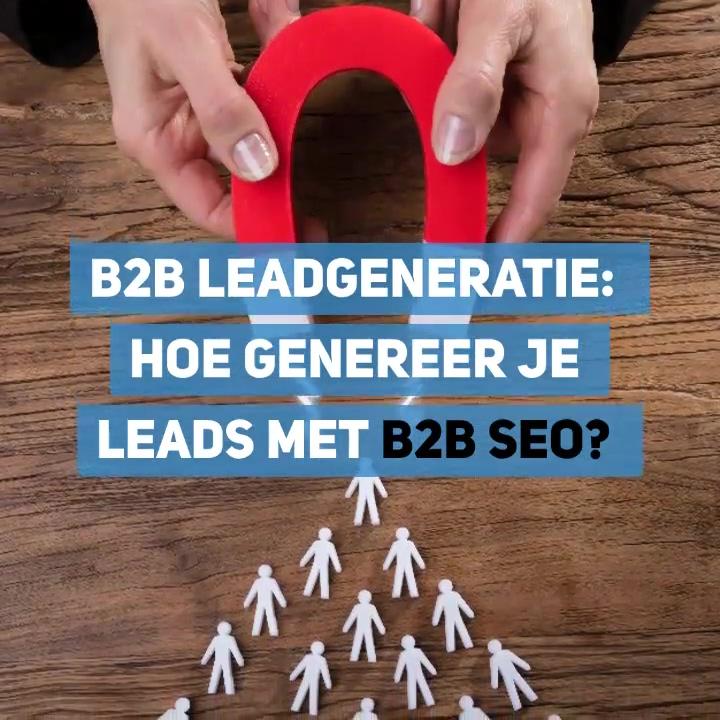 B2B Leadgeneratiehoe genereer je leads met B2B SEO-1