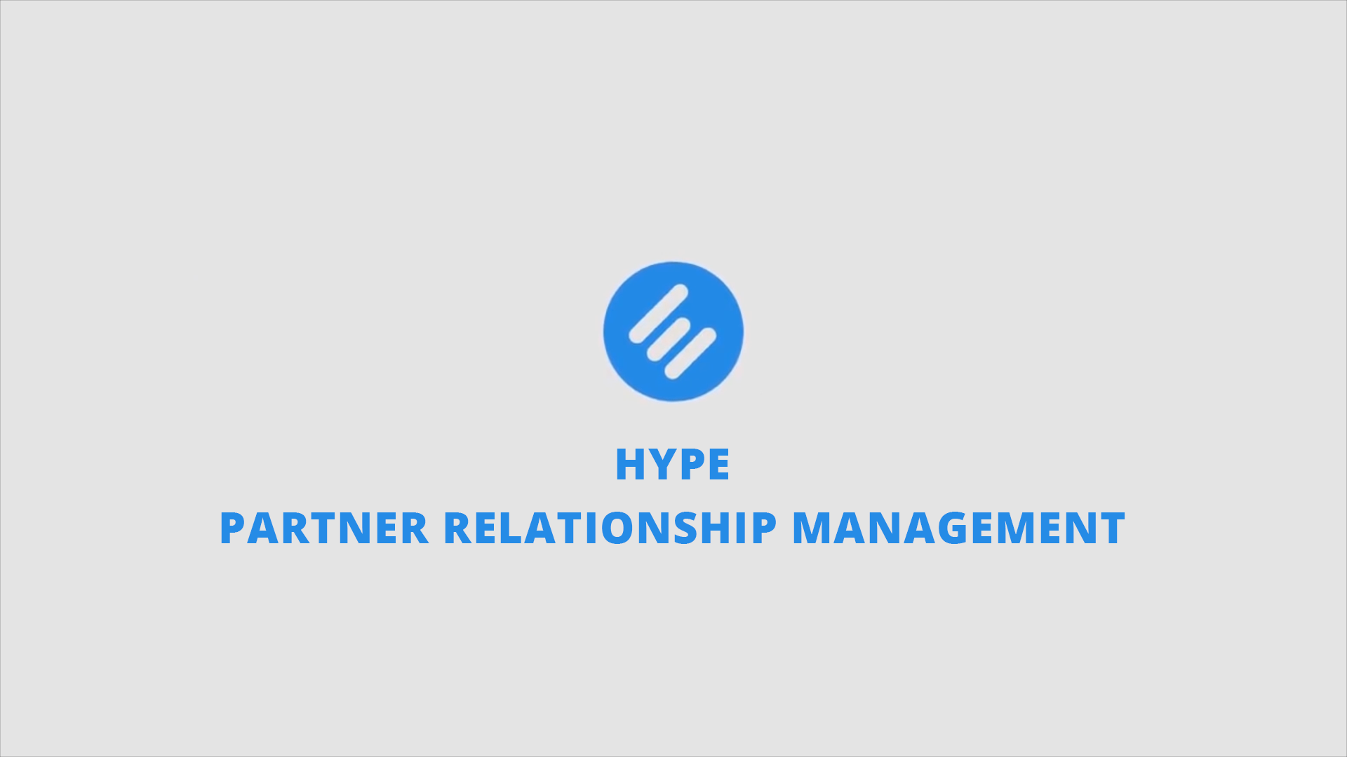 HYPE_Partner_Relationship_Management