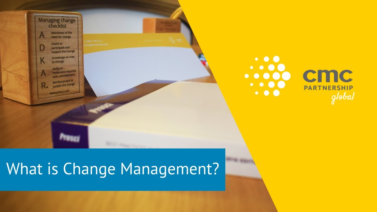 What is Change Management_