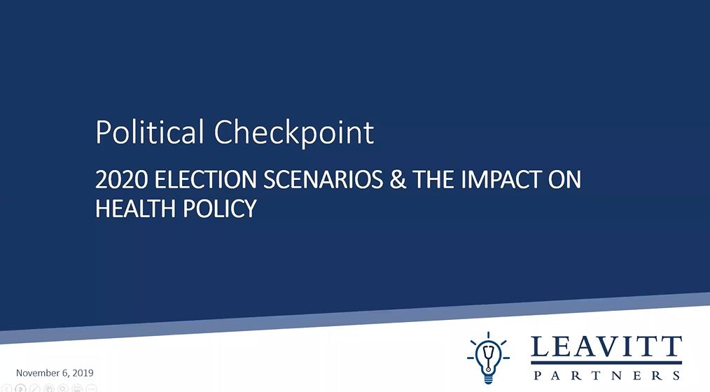 Political Checkpoint Webinar Recording_11.6.19