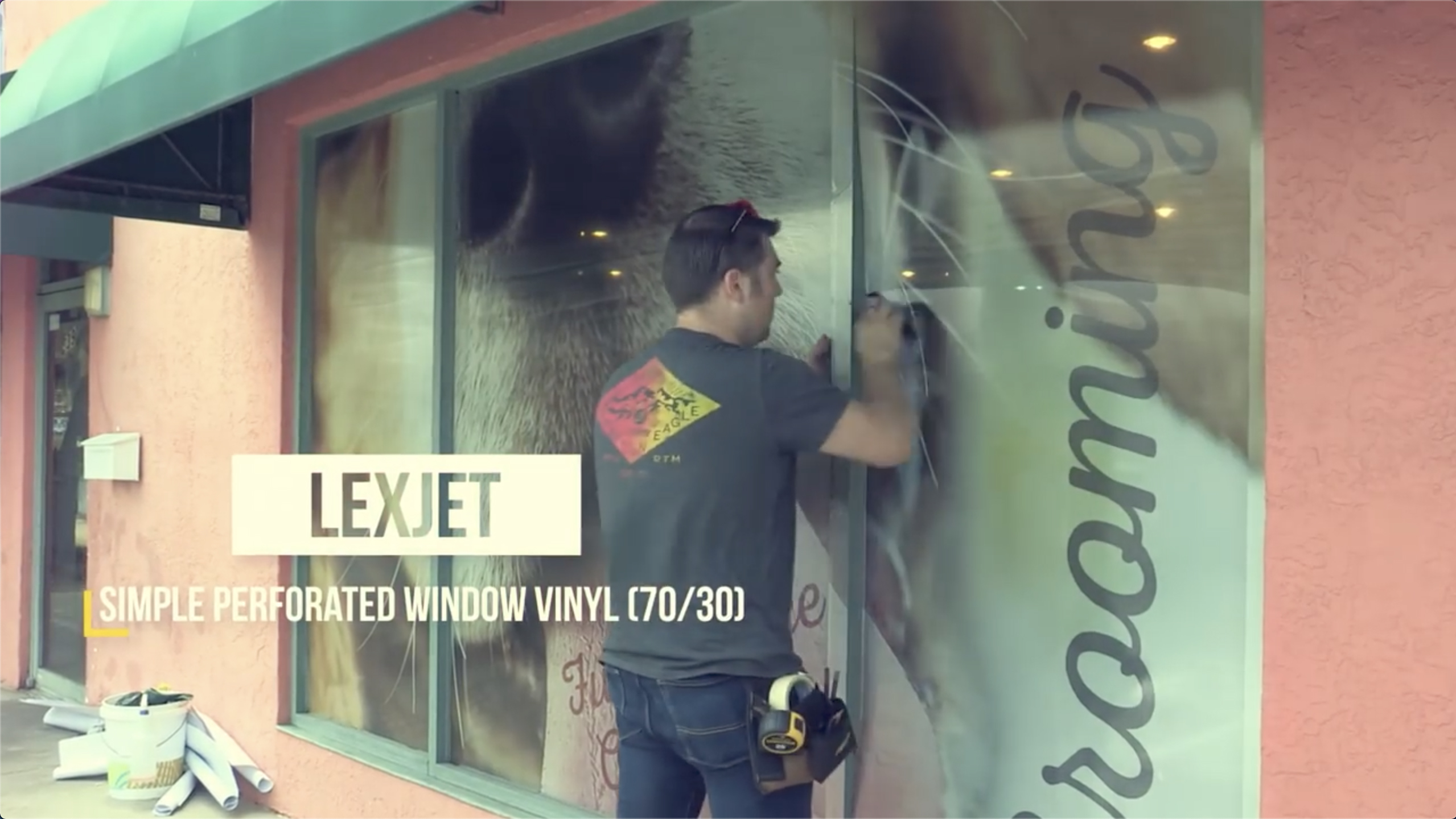 LexJet brandUP Average Joes Grooming