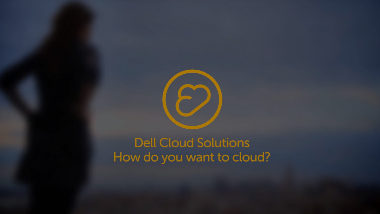 Dell Cloud Solutions – Cloud the Way You Want