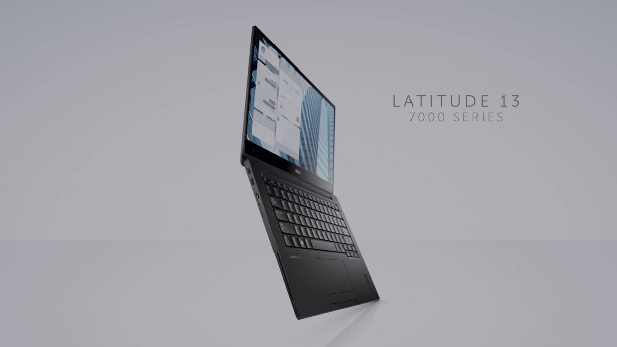 Dell Latitude 13 7000 Laptop (2016) Product Overview