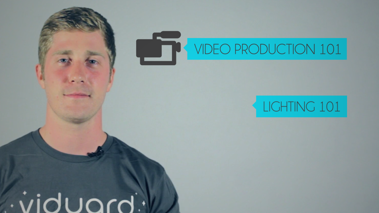 Video Production 101 Ep. 3: Lighting 101