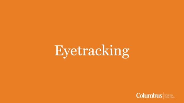 Columbus_Eyetracking