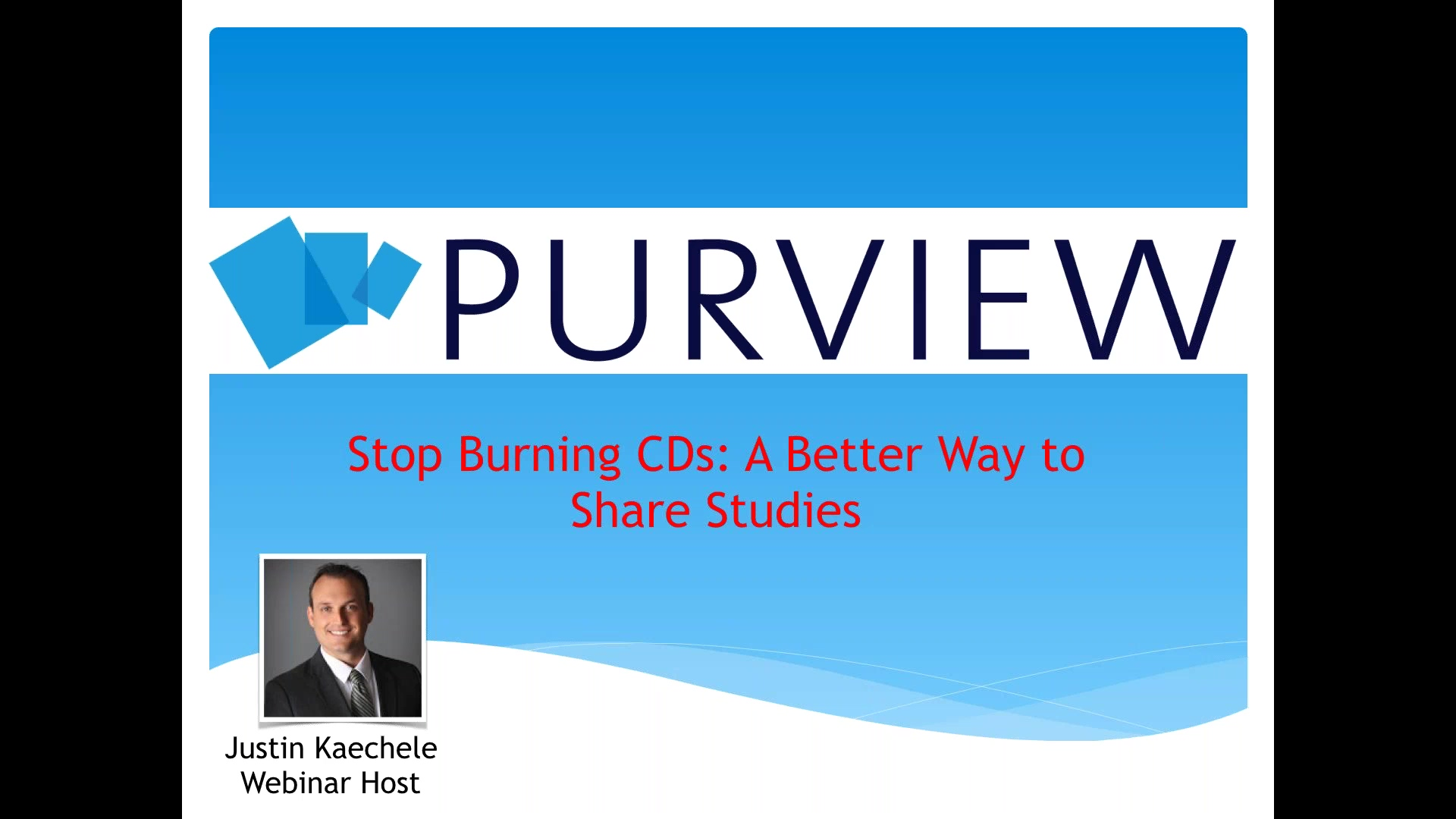 Microwebinar: Stop Burning CDs - A better way to share images