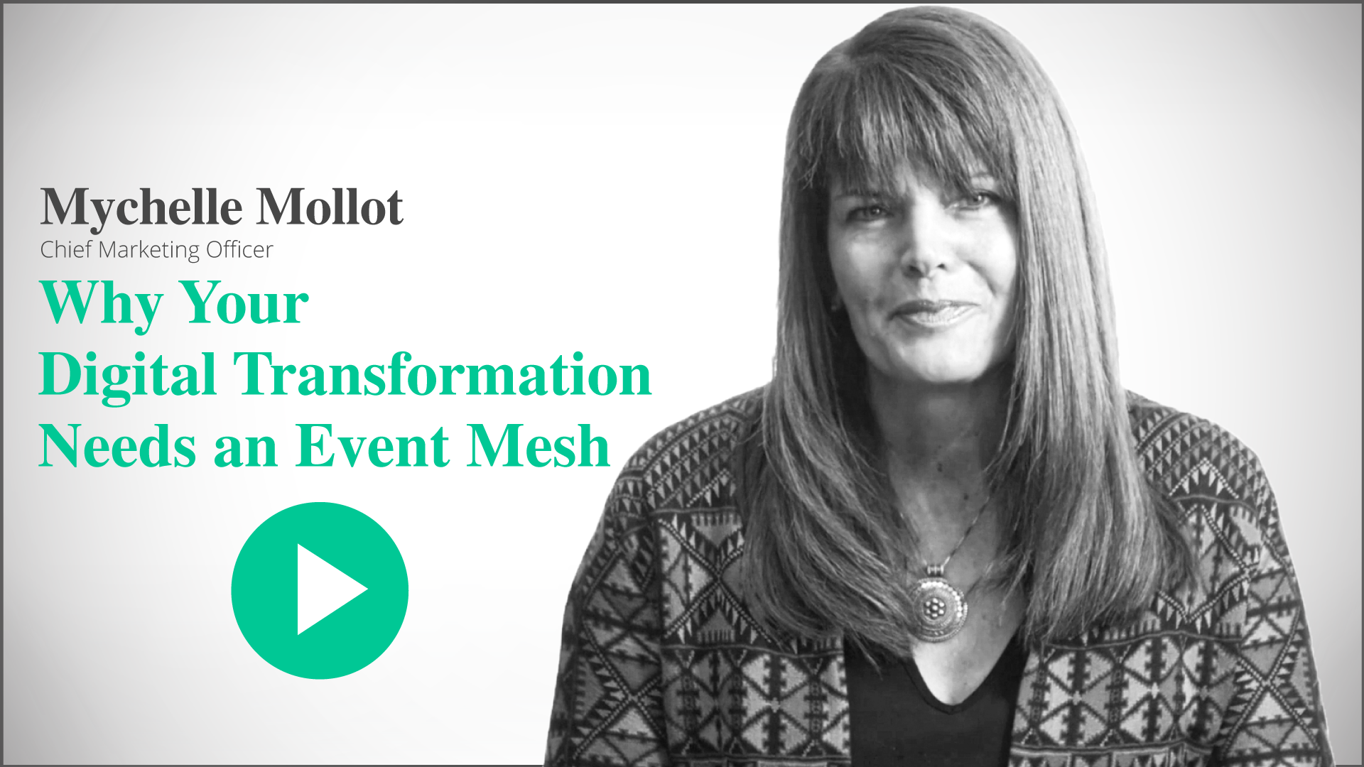 Enter the event mesh