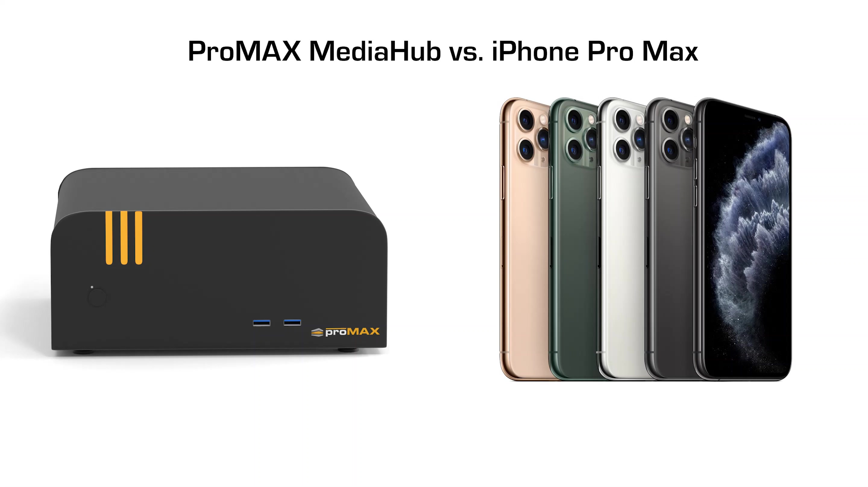 MediaHub vs. Iphone-1