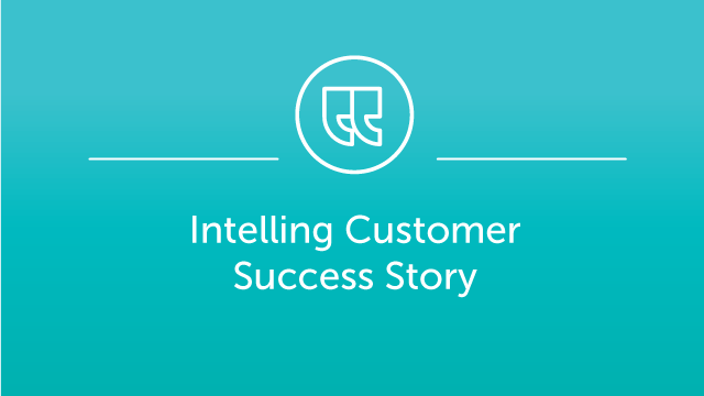 Intelling Case Study