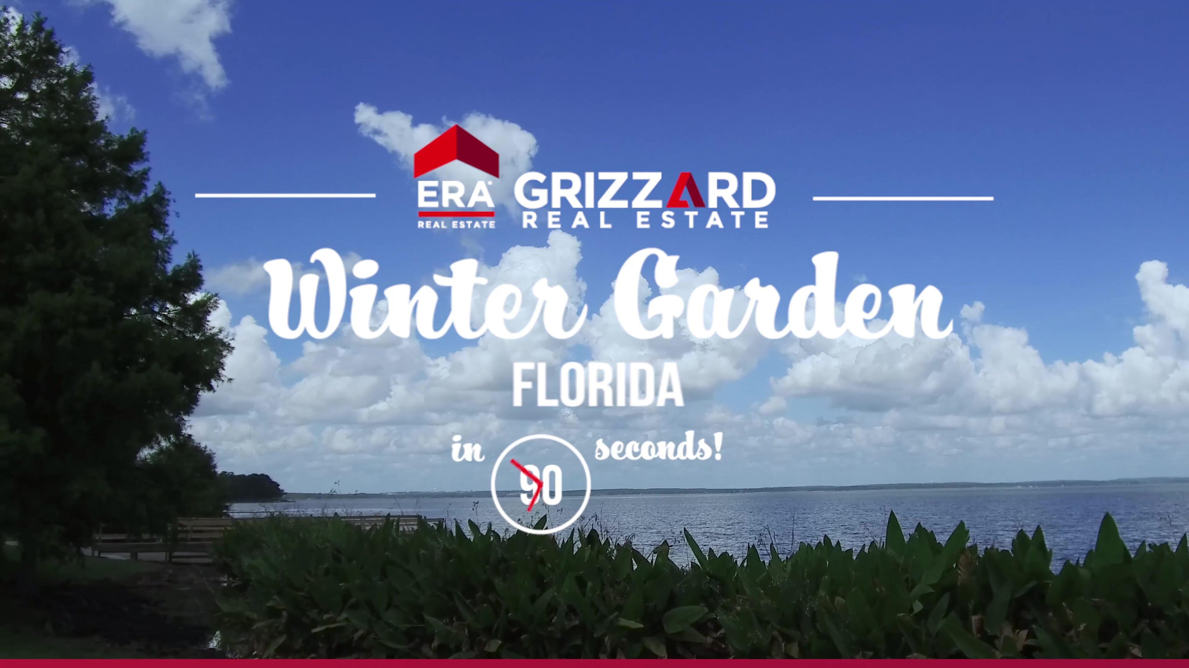 Explore Downtown Winter Garden in 90 Seconds