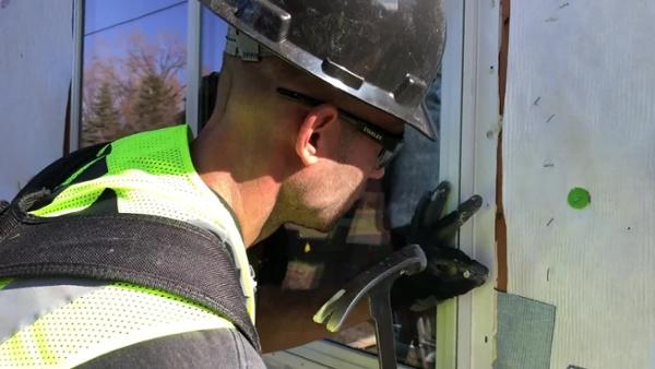Watertown Clinic Window Install-4K