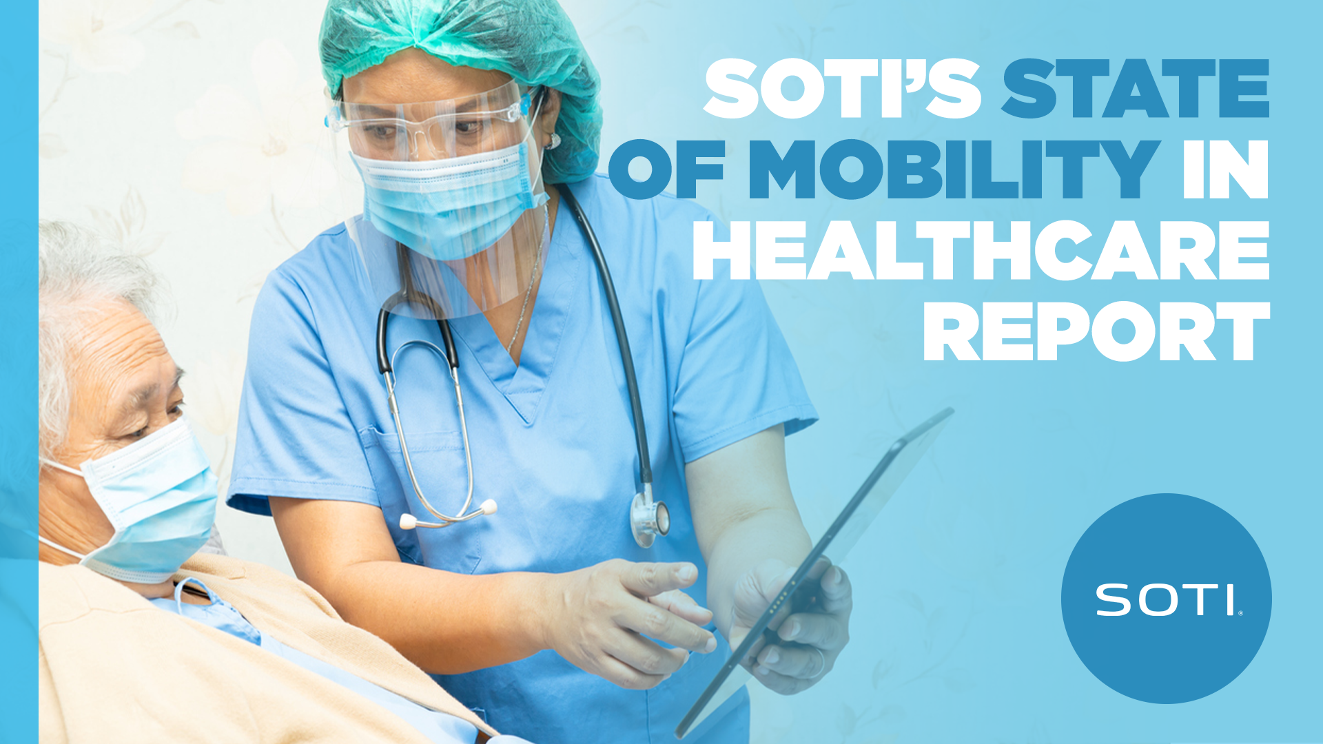 Featured video for The State of Mobility in Healthcare 2020/21 Report