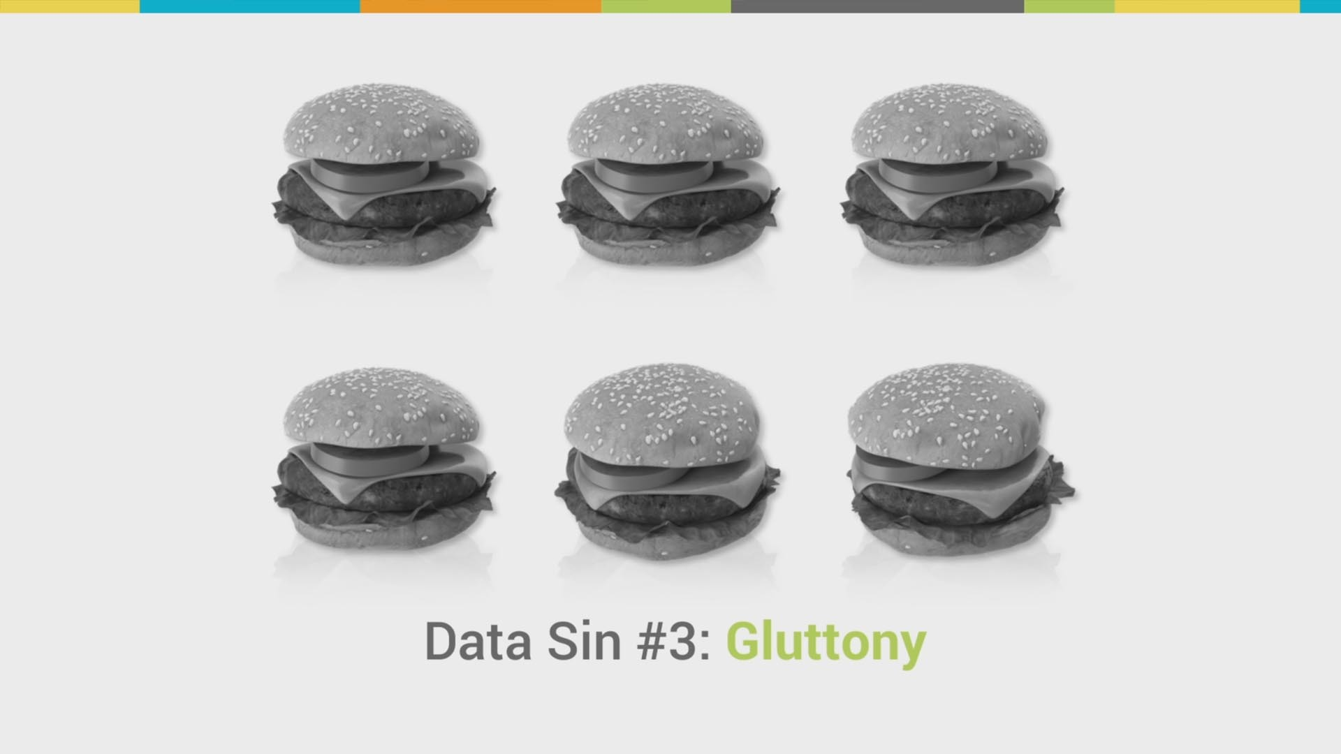 The Seven Deadly Sins of Data Management - PROMO
