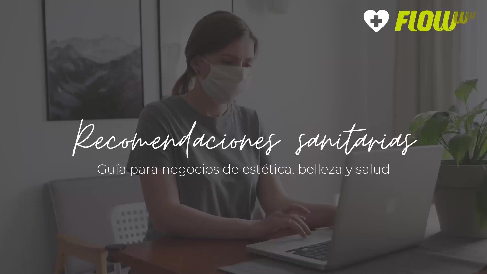 Video_Guia con recomendaciones sanitarias para negocios de estetica belleza y salud