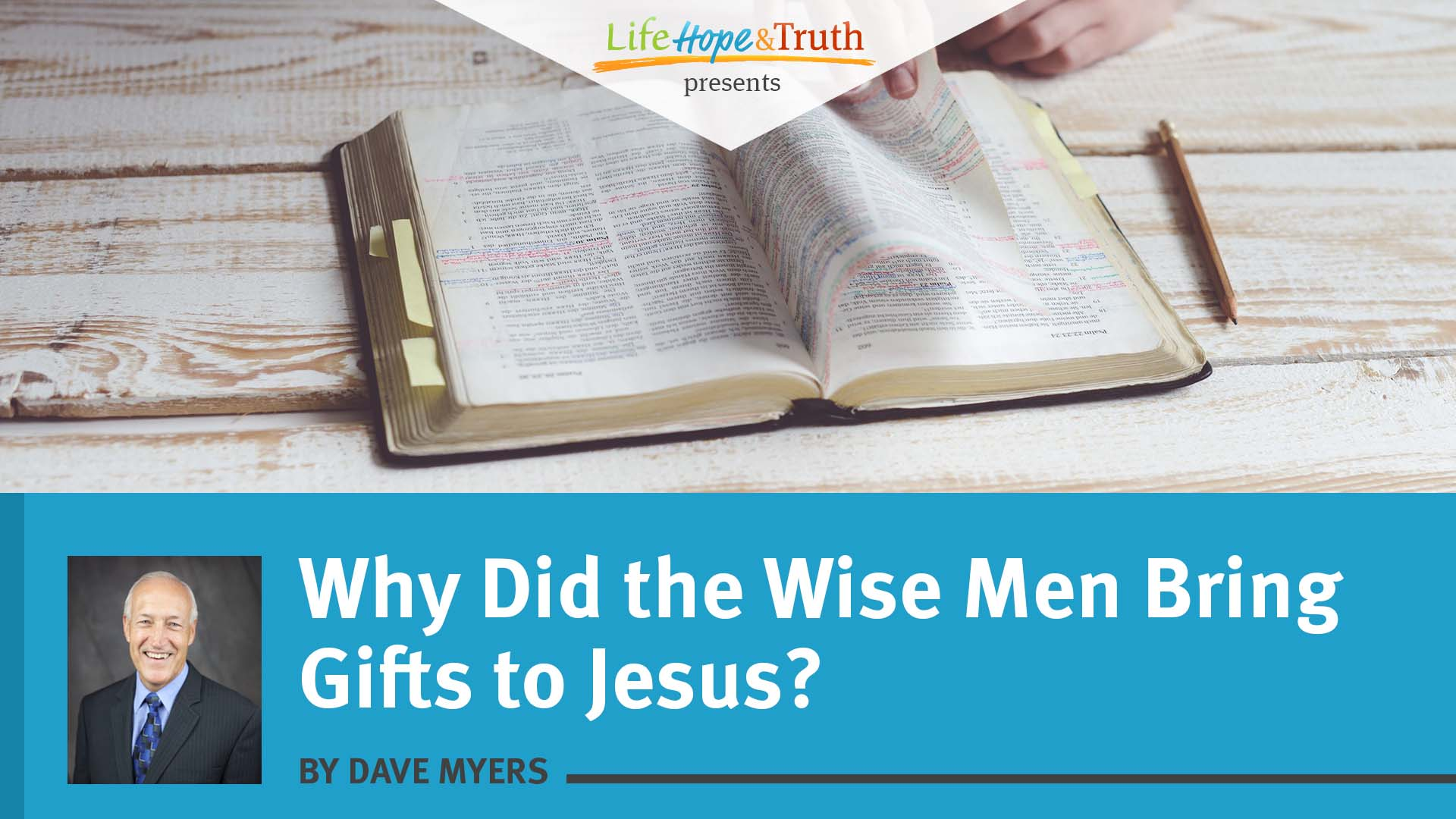 Why Did the Wise Men Bring Gifts to Jesus