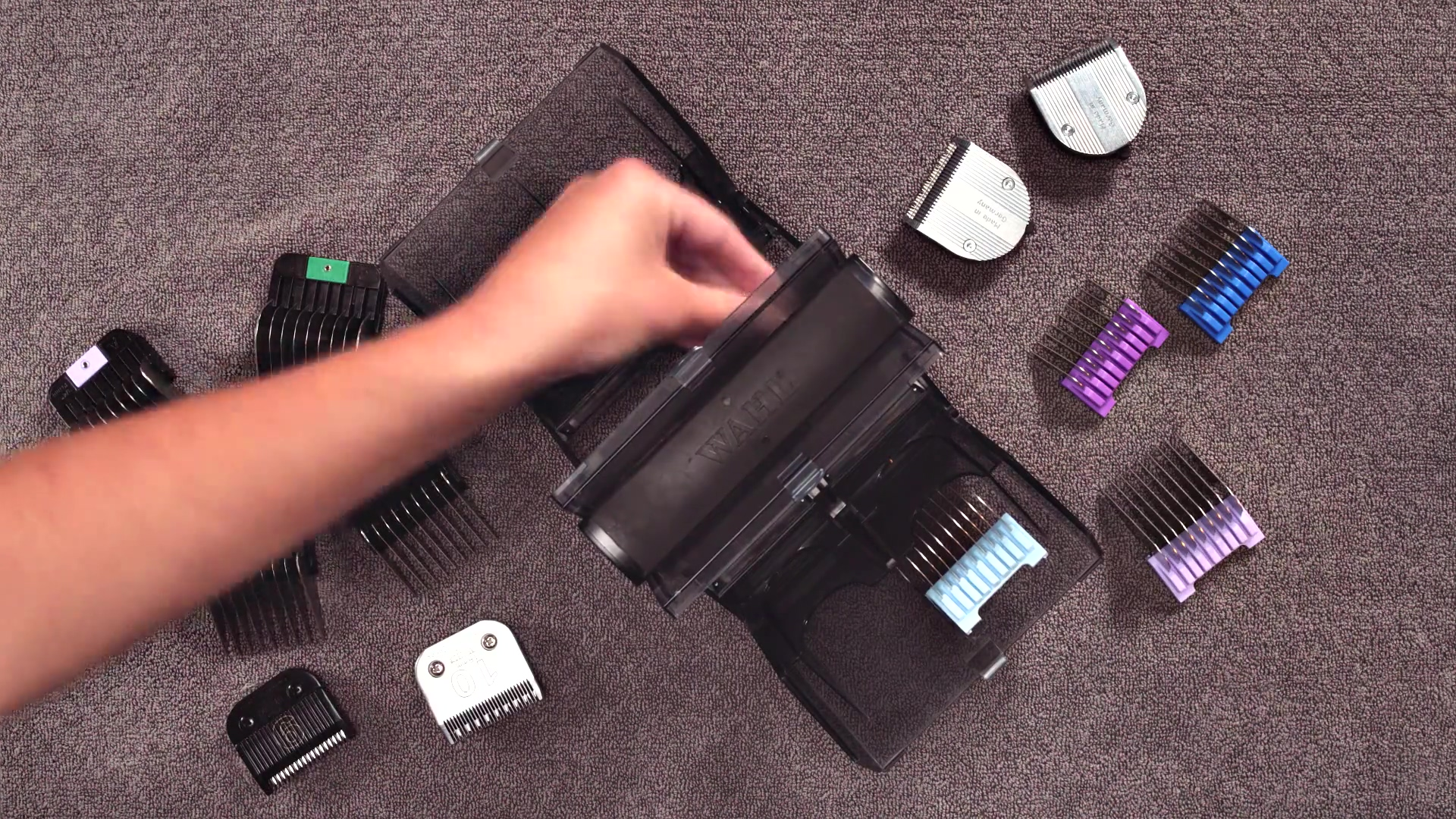 WAHL How to Use the Wahl Total Solutions Organizer