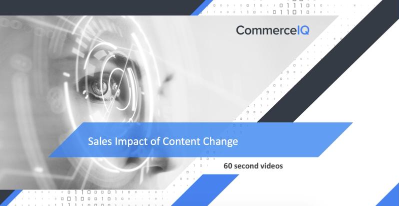 Content change - 60 seconds