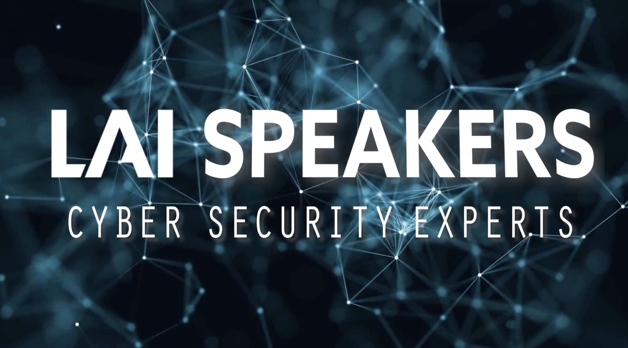Leading Authorities Speakers Bureau Cyber Security Speakers
