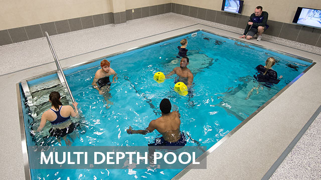 Aquatic therapy pools hydrotherapy equipment hydroworx for Pool design course