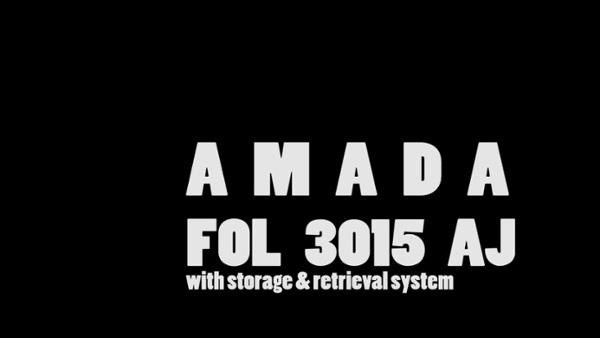 AMADA FOL 3015 AJ Version 2.0