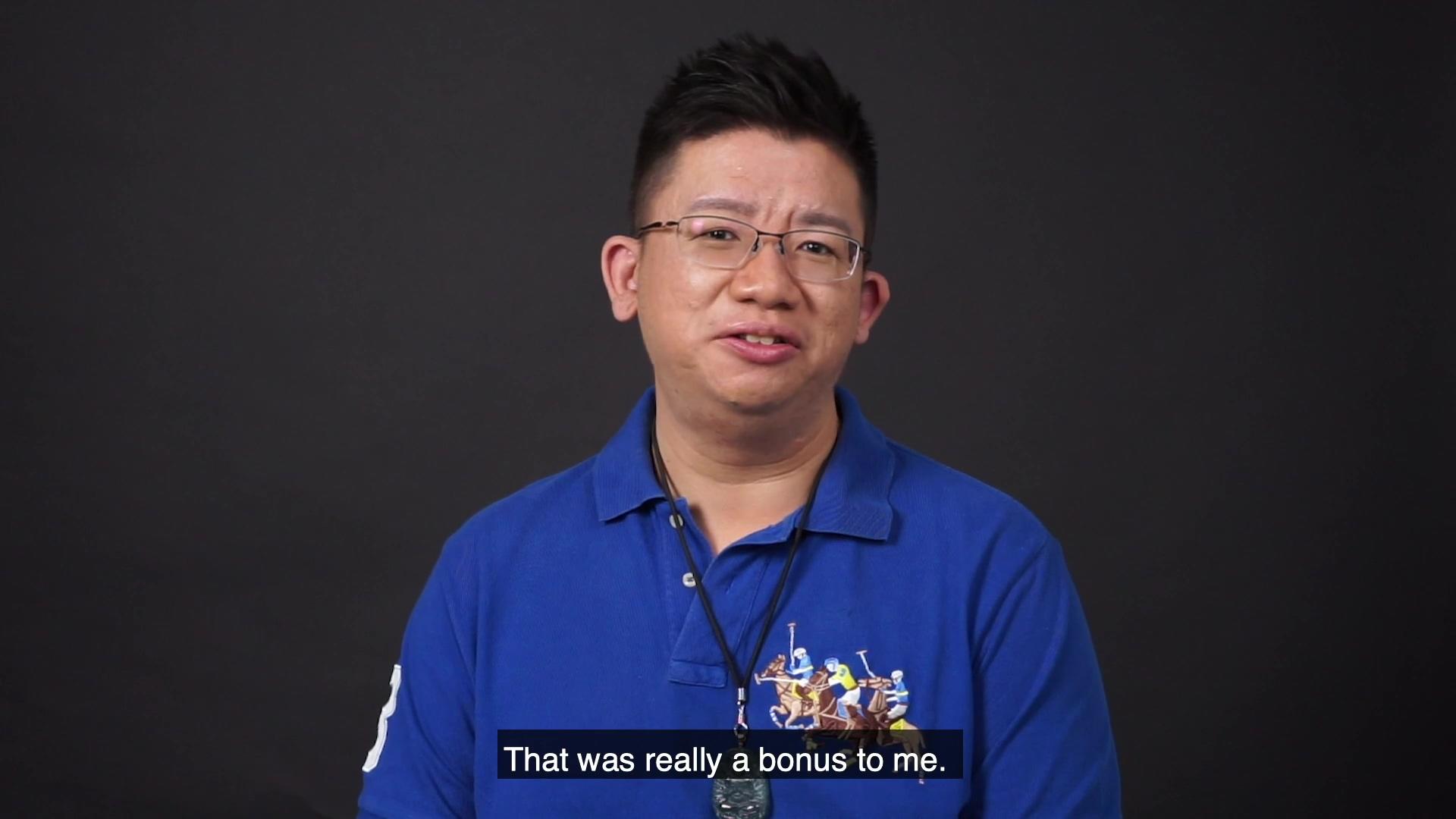 Ken Pan video