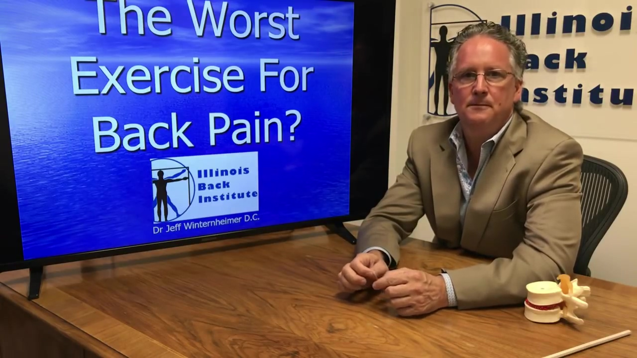 Warning - The Worst Exercise For Back Pain