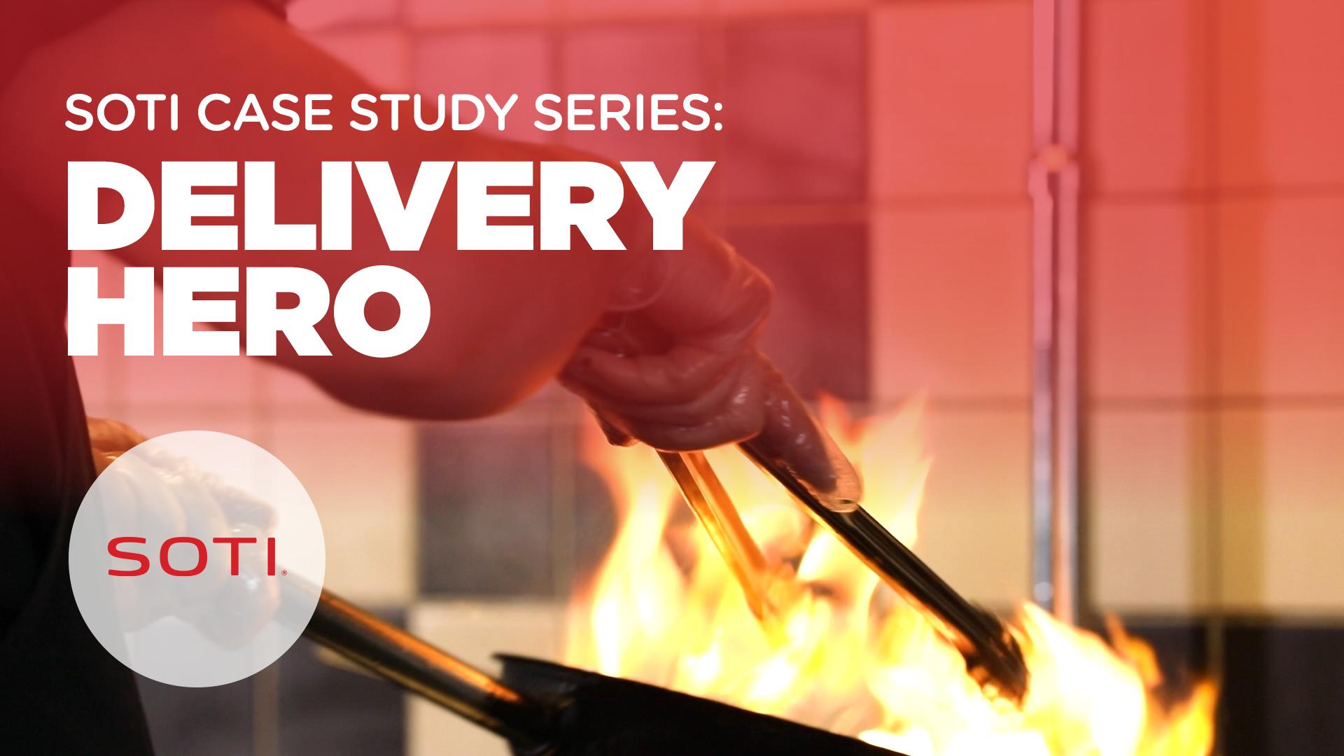 SOTI Case Study Series: Delivery Hero video