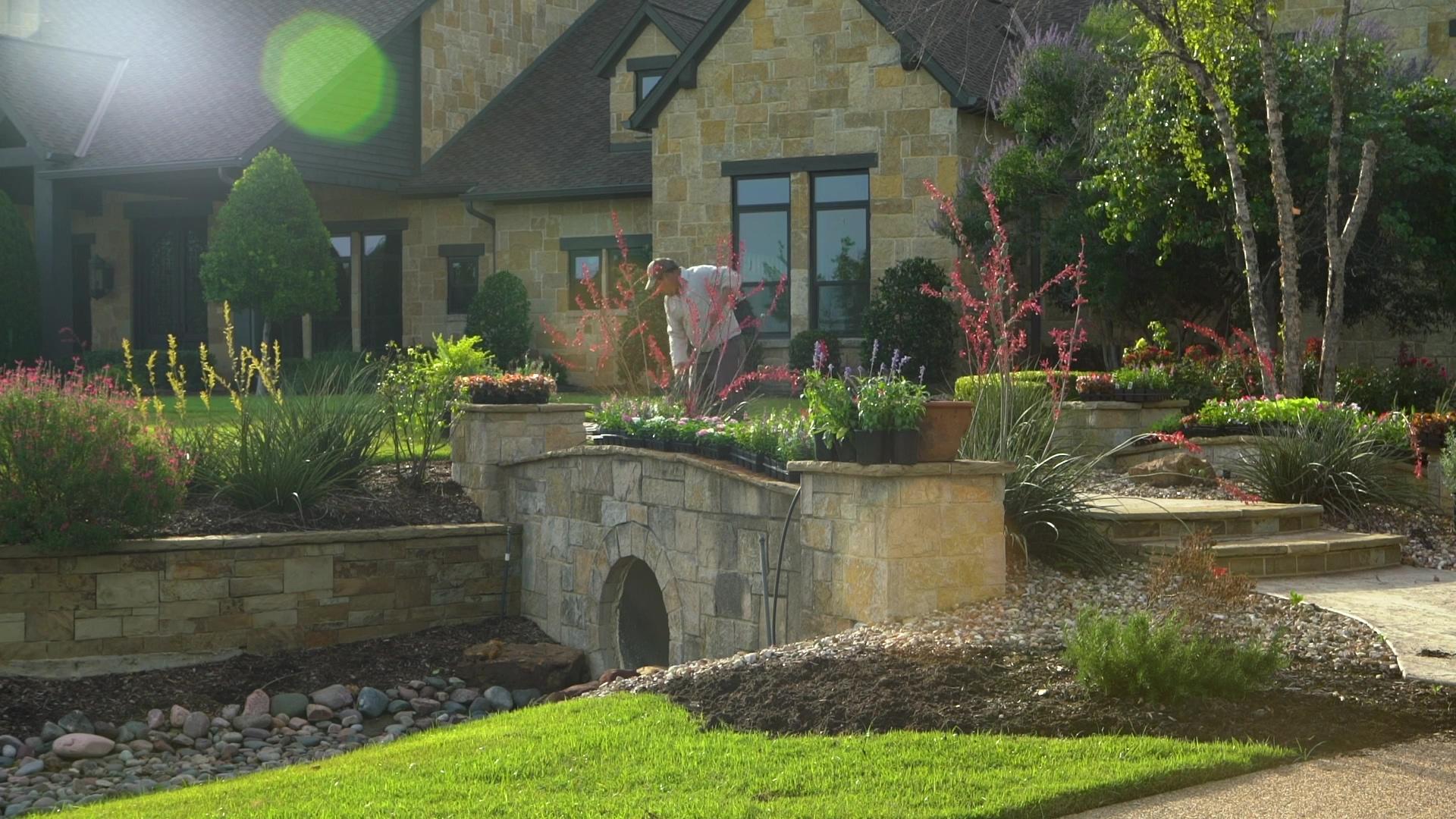 Grassperson Lawn Care & Landscape -Total Maintenance Video