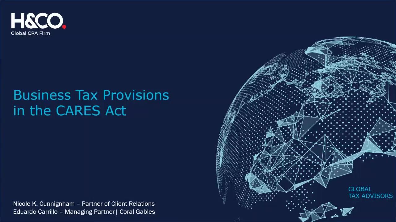 Business Tax Provisions_Trim