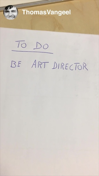 A Day In the Life_ Art Director, Thomas