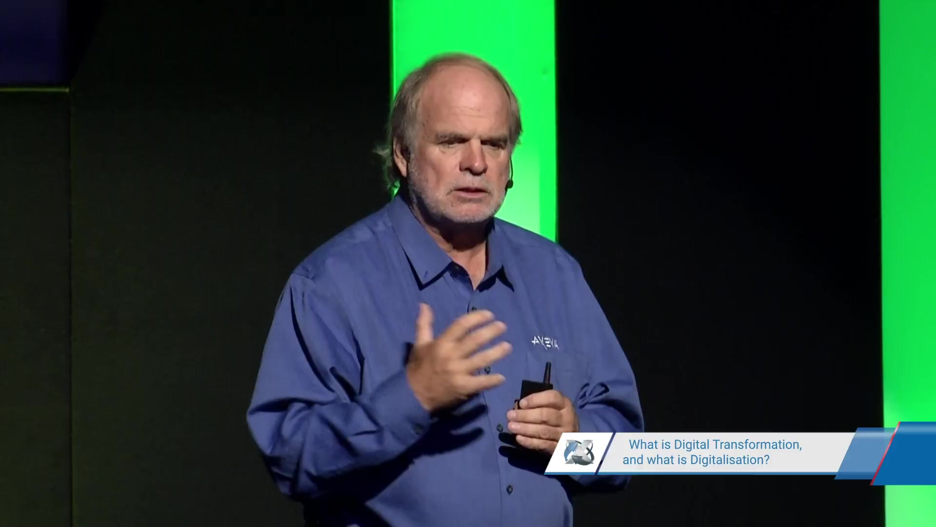 Tim Sowell -What is digital transformation